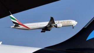 Emirates hava yolları şirkəti