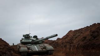 Танк української армії