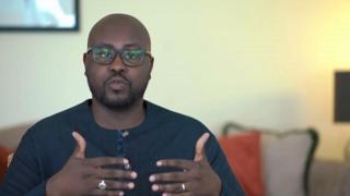 Sékou Coulibably, directeur général pour L'Oréal en Afrique de l'Ouest Anglophone.