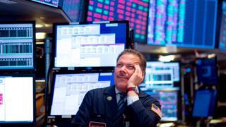 股票交易員