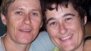 Claire Hockridge (right) and Tamra McBeath-Riley