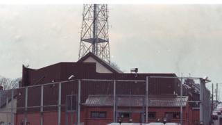 Coalisland RUC station