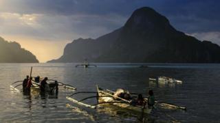 На Филиппинах многим приезжим нравится тропический климат