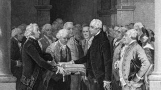 Инаугурация Вашингтона