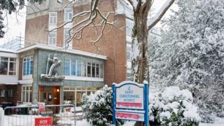 St Christopher's Hospice, Sydenham