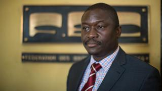 Eric Monga, président provincial de la fédération des entreprises congolaises (FEC).