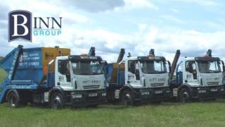 Binn Group vehicles