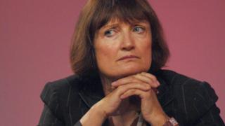 Tessa Jowell at the 2007 Labour Party Conference in Bournemouth