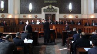 Des procès de masse ont lieu en Egypte depuis le renversement du régime de Mohamed Morsi.