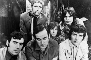 in_pictures The six members of the Monty Python team