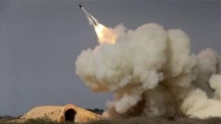 Баллистик ракета
