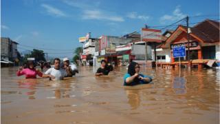 banjir, bandung