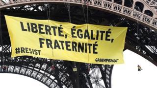 """""""Liberté, égalité, fraternité : il est plus qu'urgent de défendre ces valeurs, particulièrement menacées par le Front national"""""""