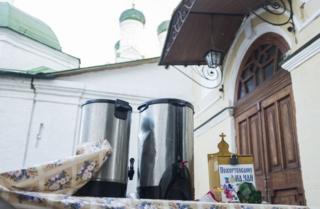 Храм Успения Богородицы в Путинках
