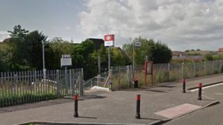 Larkhall Station