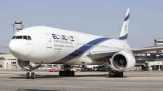 El Al plane (generic image)