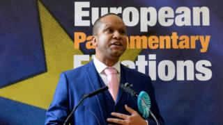 Scottish MEP quits Brexit Party to sit as independent