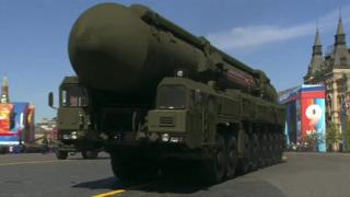 Russian ballistic missile