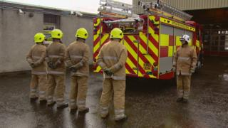 fire crew generic