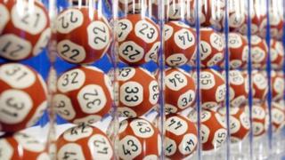 Lottery winning