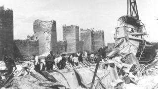 Eksplozija Smederevska tvrđava