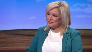 positive people Michelle O'Neill