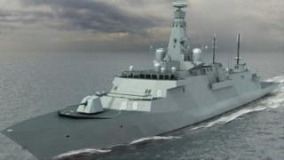 Type-26 frigate