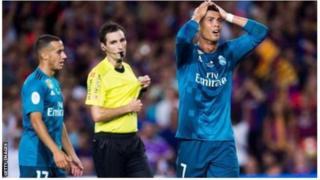 Ronaldo no go play five matches