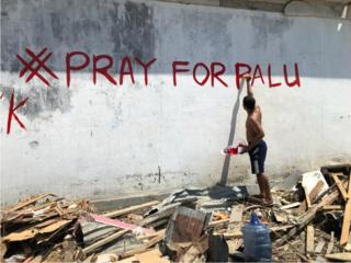 Pray for Palu