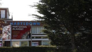 Hartsdown Academy
