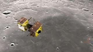 تلاش ناموفق هند برای دست یافتن به ماه