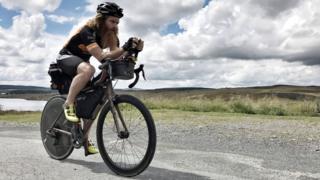 Extreme adventurer Sean Conway