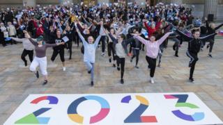 Dundee 2023 bid launch