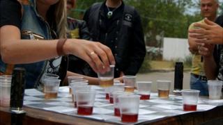 Алкогольні ігри