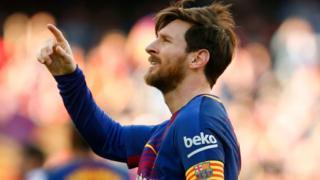 Messi a manqué les matches amicaux de l'Argentine.