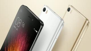 Xiaomi Mi5 presentation