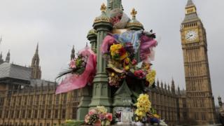 Flowers in Westminster