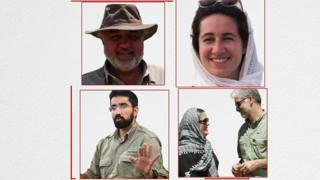 احتمال سنگینتر شدن اتهامات فعالان بازداشت شده محیط زیست