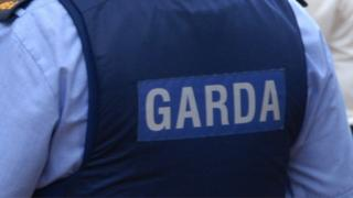 Garda officer, file pic