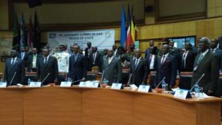 EAC, Afrika y'ubuseruko, Kagame, Museveni, Uhuru, Magufuri, Nkurunziza