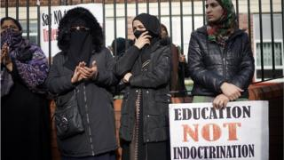 Parents Protest As School Fails To Scrap LGBT Rights Teachings