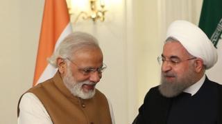 ईरान, भारत