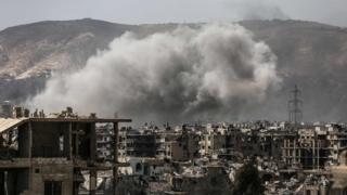 Suriah, Damaskus