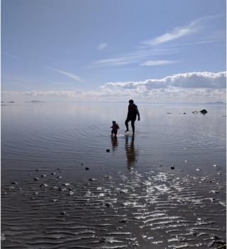 Silversands Beach, Aberdour