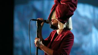 Recording artist Sia performs onstage