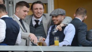 James Collins, Luke Ayling, Samir Carruthers