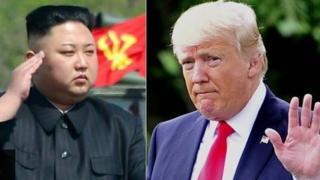 अमरीका और उत्तर कोरिया