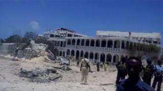 L'établissement avait une nouvelle fois été visé le 26 février par un attentat qui avait fait 14 victimes.