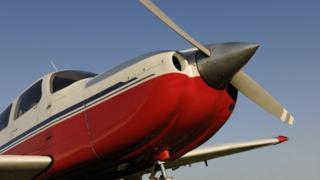 PA-28 plane