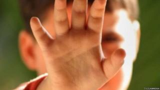 बच्चे पर अत्याचार